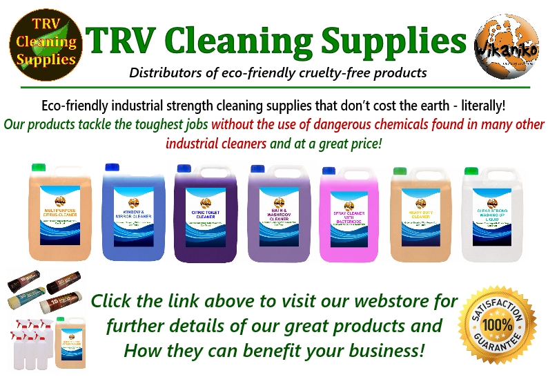 TRV Commercial Cleaning Supplies